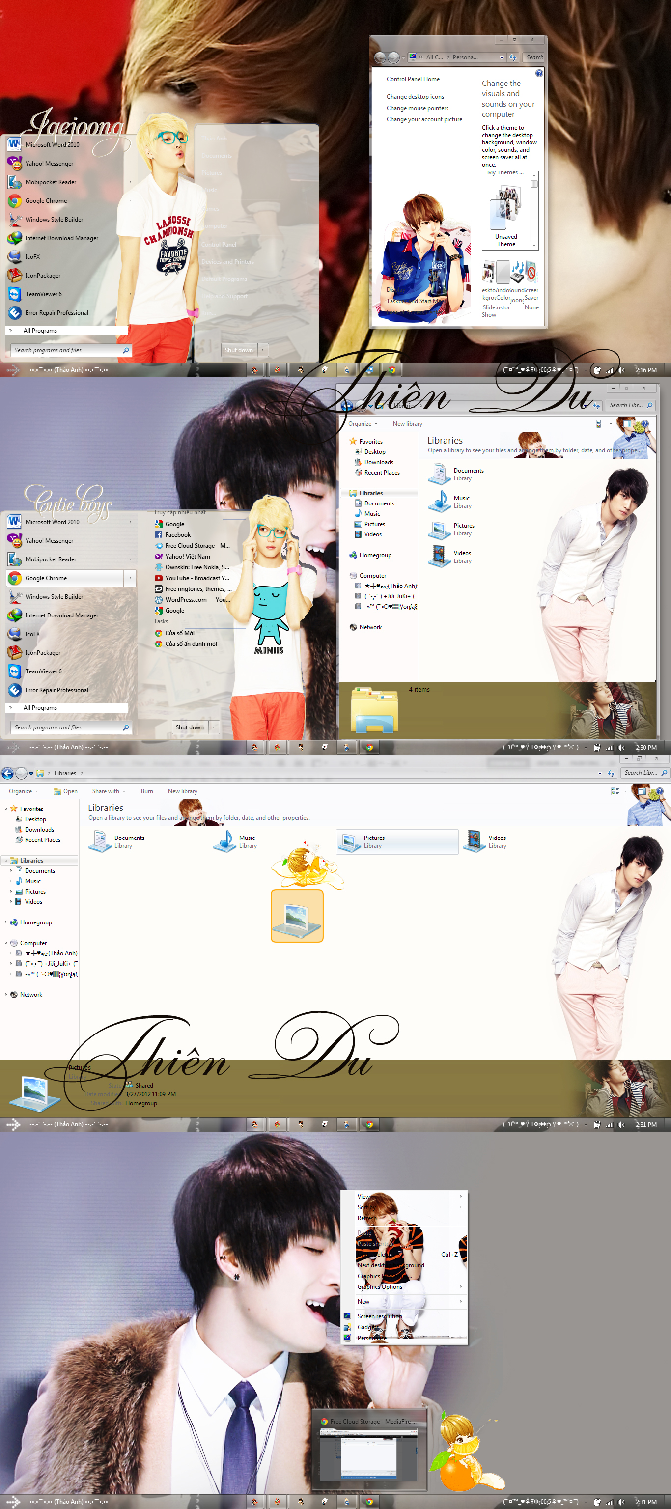 Google theme jaejoong - Link Download Here Password Thaoanh Do Not Take Out
